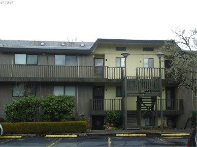 Eugene OR Condo/Townhouse For Sale: $119,000