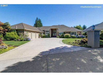 West Linn Single Family Home For Sale: 3560 Riverknoll Way