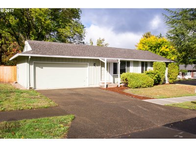 Single Family Home For Sale: 17964 NW Park View Blvd