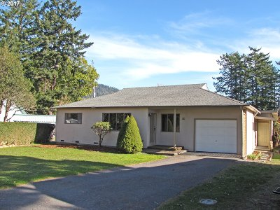 Brookings Single Family Home For Sale: 337 Spruce Dr
