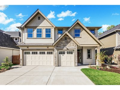Wilsonville Single Family Home For Sale: 28535 SW Canyon Creek Rd #Lot15