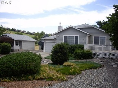 Pendleton Single Family Home For Sale: 1313 SW Alpha Ct