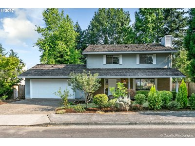 Single Family Home For Sale: 15575 NW White Fox Dr