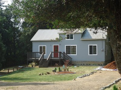 Mapleton Single Family Home Pending: 10865 E Mapleton Rd