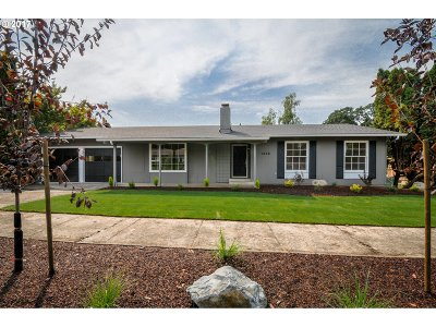 Keizer Single Family Home Sold: 1258 Marigold St NE