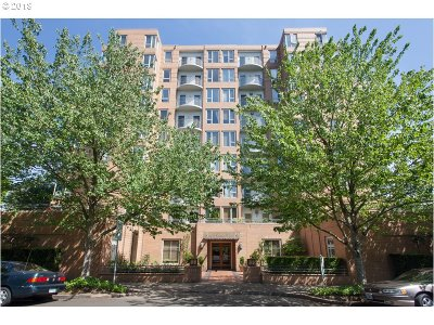 Portland Condo/Townhouse For Sale: 1132 SW 19th Ave #306