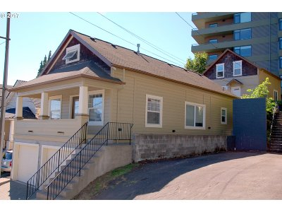 Multi Family Home Sold: 640 SW Sherman St