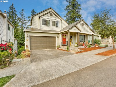 Clackamas Single Family Home For Sale: 14427 SE Territory Dr