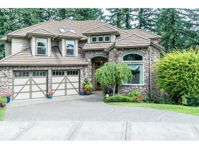 Happy Valley Single Family Home For Sale: 13777 SE Claremont St