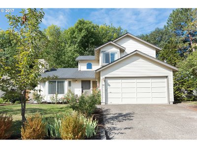 Single Family Home For Sale: 1587 SW 178th Ave