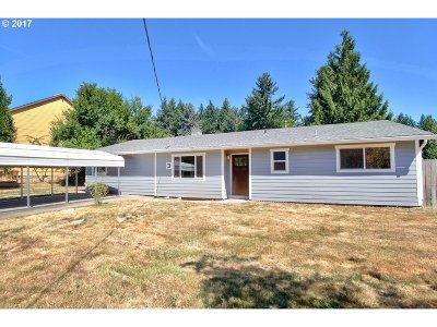 Single Family Home For Sale: 8319 SW Taylors Ferry Rd