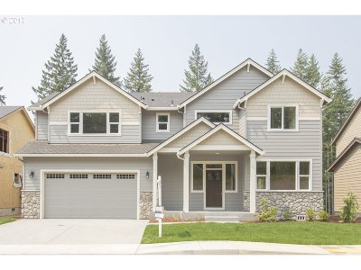 Estacada Single Family Home For Sale: 1835 NE Currin Creek Dr