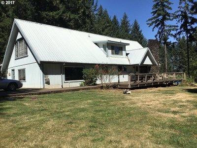 Sweet Home Single Family Home Pending: 28528 Scott Mountain Rd