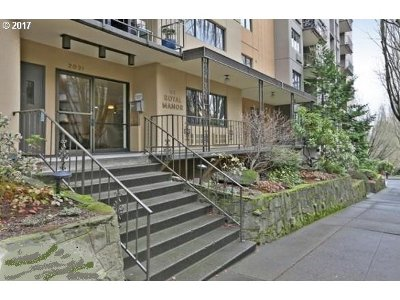 Condo/Townhouse For Sale: 2021 SW Main St #37
