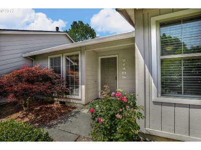 Tualatin Single Family Home For Sale: 21485 SW 91st Ave