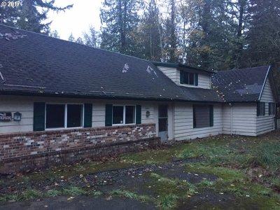 Estacada Single Family Home For Sale: 22285 S Poplar Rd