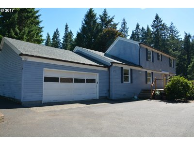 Oregon City Single Family Home For Sale: 17315 S Bradley Rd