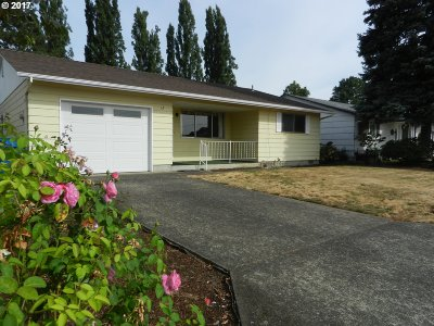 Woodburn Single Family Home For Sale: 1851 Jansen Way