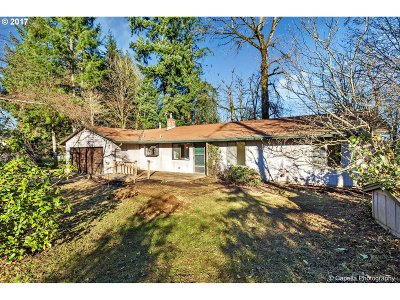 Sherwood Single Family Home For Sale: 18787 SW Scholls Sherwood Rd