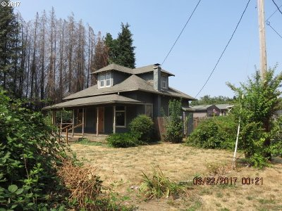 Woodburn OR Single Family Home For Sale: $141,500