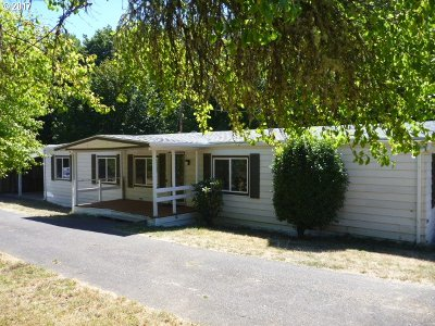 Oakland Single Family Home For Sale: 15136 W State Highway 138