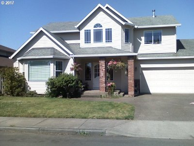 Wilsonville, Canby, Aurora Single Family Home For Sale: 1177 S Pine St