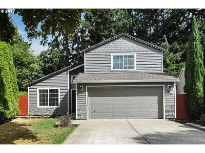 Beaverton Single Family Home For Sale: 21559 SW Gregory Dr