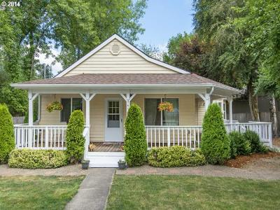 Single Family Home For Sale: 7695 SW Taylors Ferry Rd