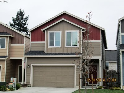 Vancouver WA Single Family Home Sold: $260,000