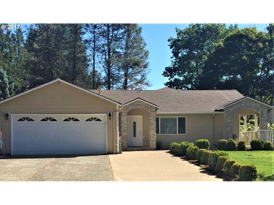 Single Family Home For Sale: 14012 SE Rusk Rd