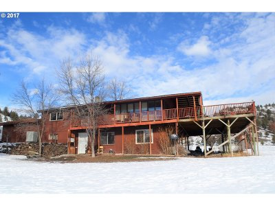 Grant County Single Family Home For Sale: 51053 Highway 26