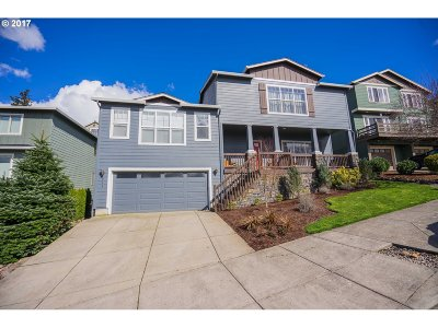 Washougal WA Single Family Home Sold: $377,000