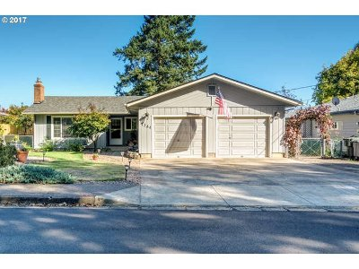 McMinnville Single Family Home For Sale: 1344 NW Thomsen Ln