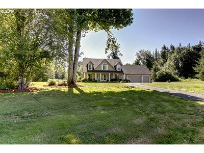 La Center Single Family Home For Sale: 34701 NE 49th Pl