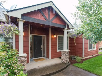 Estacada Single Family Home For Sale: 357 SE Oak View Ln