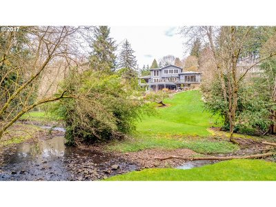 Multnomah County Single Family Home For Sale: 1908 SW Collins Ct