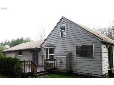 Salem OR Single Family Home For Sale: $201,400
