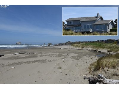 Bandon Single Family Home For Sale: 2976 Beach Loop Dr