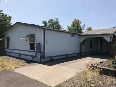 Eugene Single Family Home For Sale: 3354 Elmira Rd