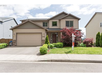 Washougal Single Family Home For Sale: 4762 Z St
