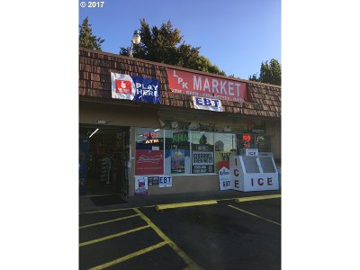 Multnomah County, Washington County, Clackamas County Commercial For Sale: 7320 NE Fremont St