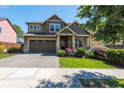 Beaverton Single Family Home For Sale: 484 SW 140th Ave