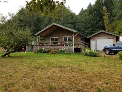 Coos Bay Single Family Home For Sale: 95174 Raven Wood Ln