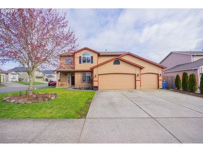 Vancouver WA Single Family Home Sold: $333,000