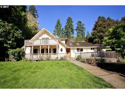 Veneta Single Family Home For Sale: 24466 Bolton Hill Rd