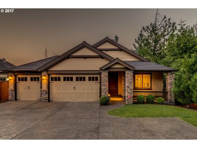 Beaverton Single Family Home For Sale: 9100 SW 166th Ter