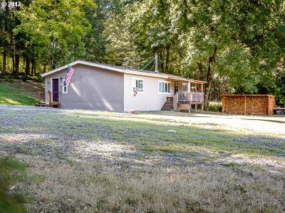 Estacada Single Family Home For Sale: 43503 SE Porter Rd