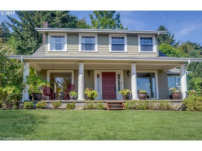 Single Family Home For Sale: 1121 SE 72nd Ave