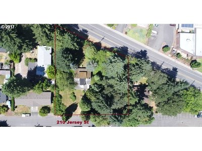 Residential Lots & Land For Sale: 210 W Jersey St