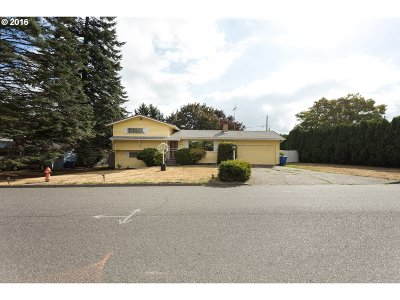 Single Family Home For Sale: 3056 NE 127th Ave